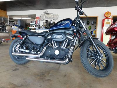 2013 Harley-Davidson Sportster Iron 883 Sport Motorcycles Loveland, CO