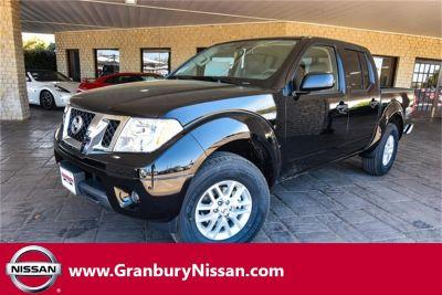 2019 Nissan Frontier SV (Magnetic Black Pearl)