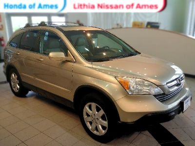 2009 Honda CR-V EX-L (TAN)