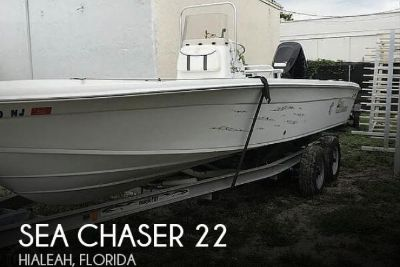 2005 Sea Chaser 22.5 XL Bayrunner