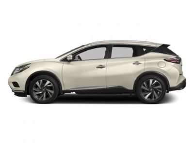 2017 Nissan Murano Platinum AWD w/ Technology Pkg (Pearl White)