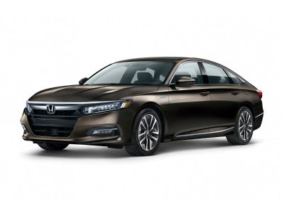 2018 Honda Accord Hybrid EX-L (Modern Steel Metallic)