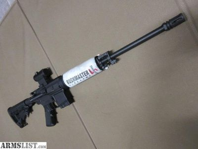 For Sale: BUSHMASTER XM15 WITH RED DOT