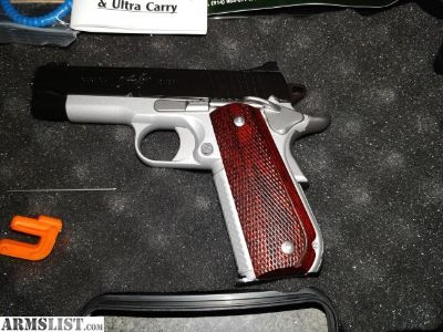 For Sale: Kimber 1911 Super Carry Pro 45ACP