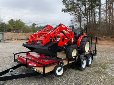 2018 Branson Tractors 4815R Compact Tractors Lawn & Garden Cumming, GA