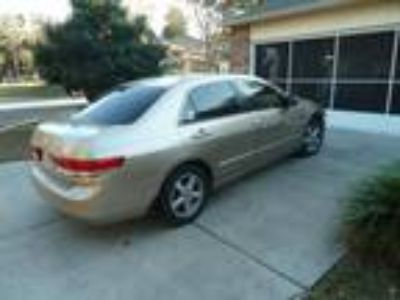 2004 Honda Accord 4 Cylinder