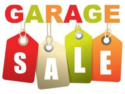 HUGE! Multi-Family Multi-Garage Sale Oct 20th 8 a.m.-2:00 p.m.