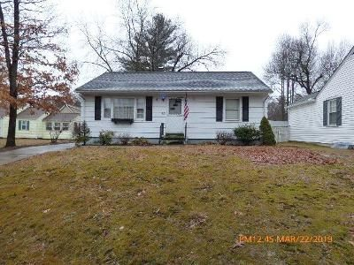 2 Bed 1 Bath Foreclosure Property in Springfield, MA 01128 - Cooley St