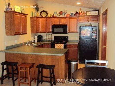 2 Bedroom Townhome in Tea, SD For Rent!!