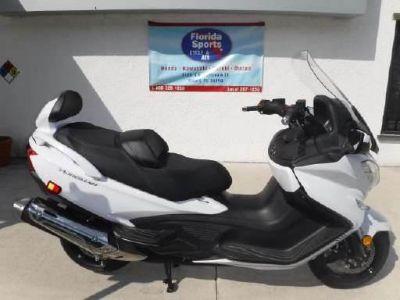 2018 Suzuki Burgman 650 Executive Scooter Stuart, FL