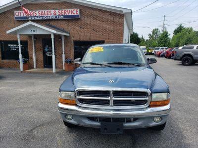 2004 Dodge Dakota SLT (Blue)