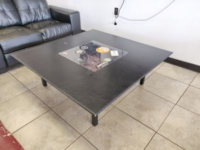 Large Coffee Table w/ Storage
