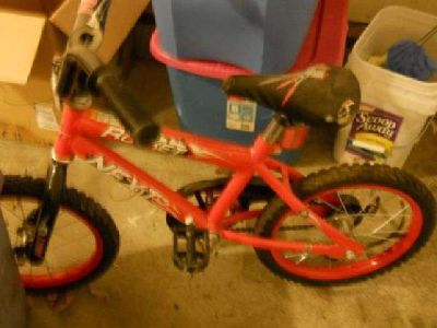 $40 Little Boys Bike (Anchorage, AK)