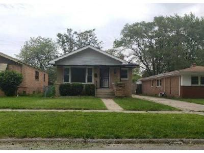 3 Bed 1 Bath Foreclosure Property in Dolton, IL 60419 - Avalon Ave