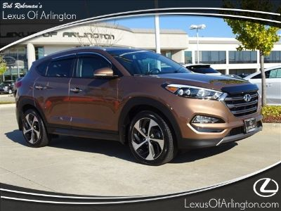 2016 Hyundai Tucson Limited (Sedona Sunset)