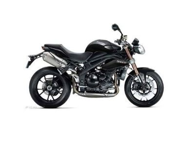 2012 Triumph Speed Triple Sport Motorcycles Cleveland, OH