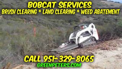 Mike's Brush Clearing & Land Clearing Services. Call Today