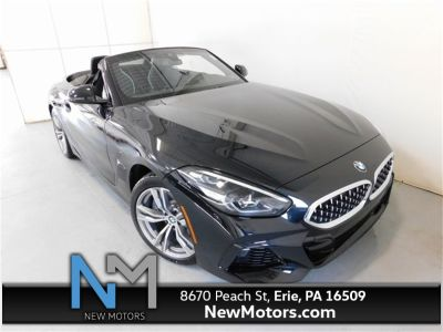 2019 BMW Z4 (Black Sapphire Metallic)