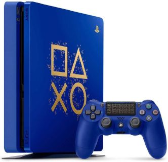 PS4 PlayStation 4 Days of Play Limited Edition Game Console With Free Games