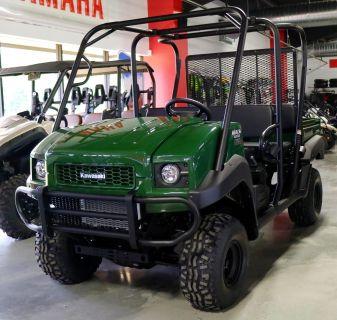 2018 Kawasaki Mule 4010 Trans4x4 Side x Side Utility Vehicles Bessemer, AL