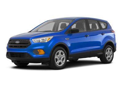 2018 Ford Escape S (Lightning Blue)