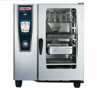 (RATIONAL) SELF-COOKING CENTER COMBI OVEN (ELECTRIC)
