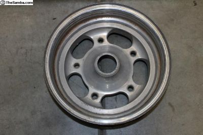 "One 14"" x 6"" Chaparral Wide 5 VW Rim"