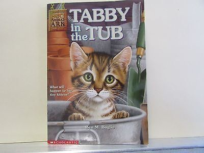 Tabby in the Tub by Ben M. Baglio Age 9-12 Children's Paperback Book (Animal Ark Series #29)