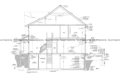 AutoCAD Architectural Drafting Services