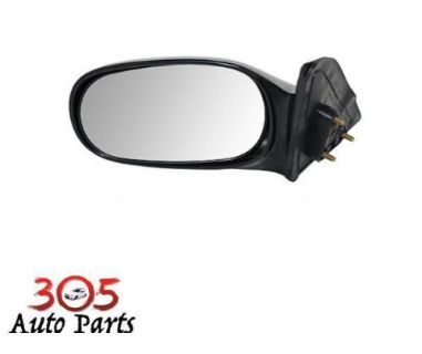 Buy New Drivers Manual Side Mirror Glass Housing 98-02 Chevy Prizm Toyota Corolla motorcycle in Hialeah, Florida, United States, for US $25.99