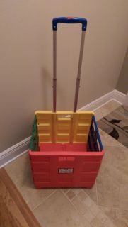 Rolling Collapsible Cart