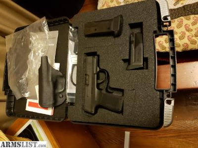 For Sale/Trade: Sig Sauer p365 with extras