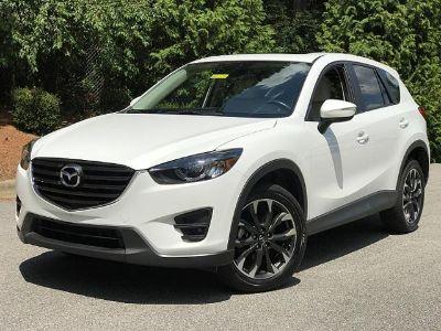 2016 Mazda CX-5 Grand Touring (Crystal White Pearl Mica)