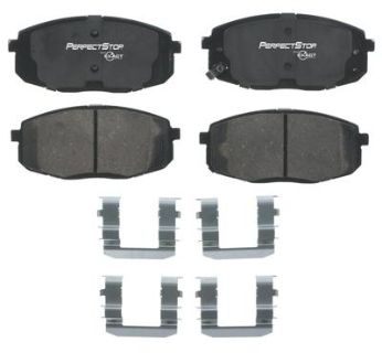 Sell Perfect Stop PS1397C Disc Brake Pad, Front motorcycle in Southlake, Texas, US, for US $64.54