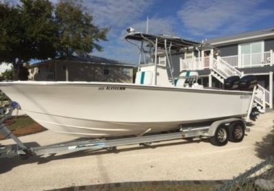 2004 Blackfin 25-Center-Console