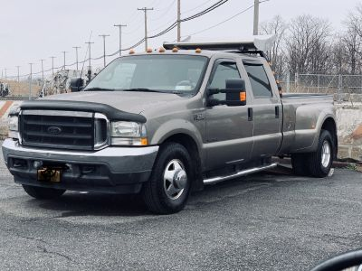 2002 f350 dually 7.3 diesel lariat 5th wheel