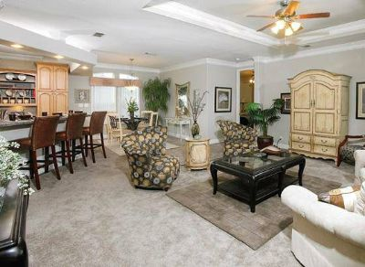 DOUBLE WIDE SPECIAL  PALM HARBOR HOMES (ABILENE TX)