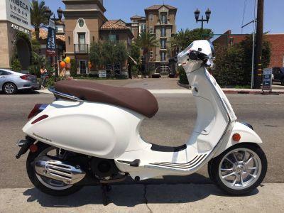 2019 Vespa Primavera 150 Scooter Scooters Marina Del Rey, CA