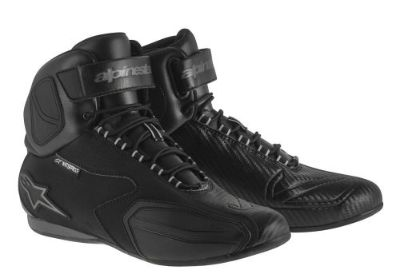 Purchase Alpinestars Stella Faster Waterproof 2015 Womens Road Riding Shoes Black motorcycle in Holland, Michigan, United States, for US $179.95