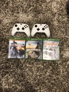 Xbox stuff for sale