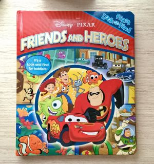Disney first Look n find book hard cover