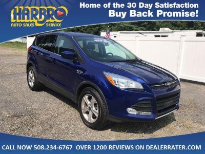 2015 Ford Escape SE (Deep Impact Blue)