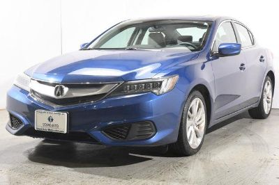 2016 Acura ILX w/AcuraWatch Plus Pkg (Blue)