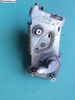 Ghia 1964-1966 door lock catches right side only