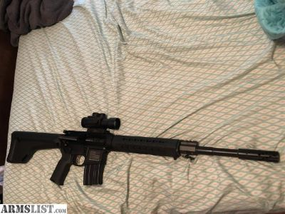 For Sale: .50 beowulf ar15