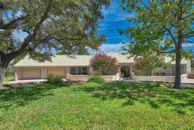 208 Spring Mill Dr Kerrville Three BR, Elegantly updated home on