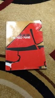 Elton John - The Red Piano Concert - Program Book From Caesar's Palace, Las Vegas