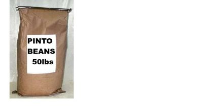 PINTO BEANS -- 50 POUND BAGS FOR $25 (ALBUQUERQUE NE)