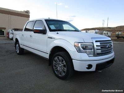 2013 Ford F-150 King Ranch (Pearl)
