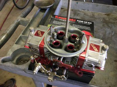 Quick Fuel Q-Series 750cfm Race Carb